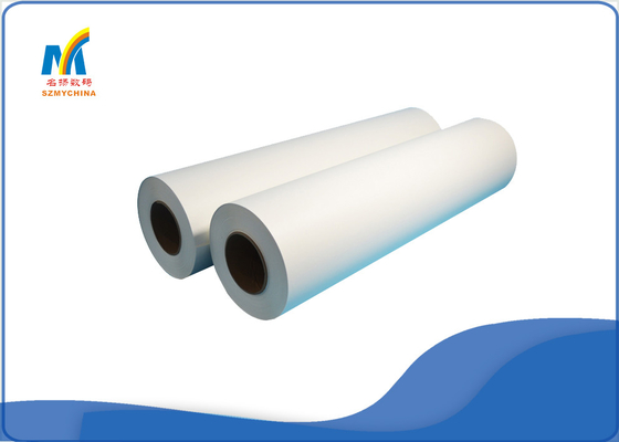 Chine Wholesale White 1.30 * 100 Meters Mug / T-shirt Sublimation Transfer Roll Paper fournisseur